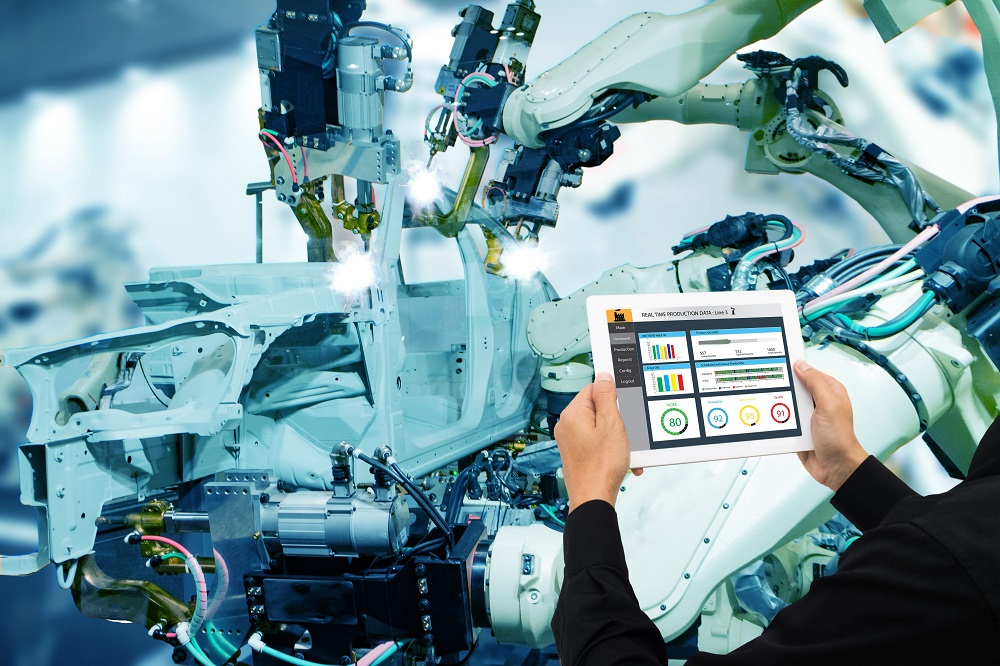 Six Reasons To Upgrade Your Industry With The Industrial Iot Tech