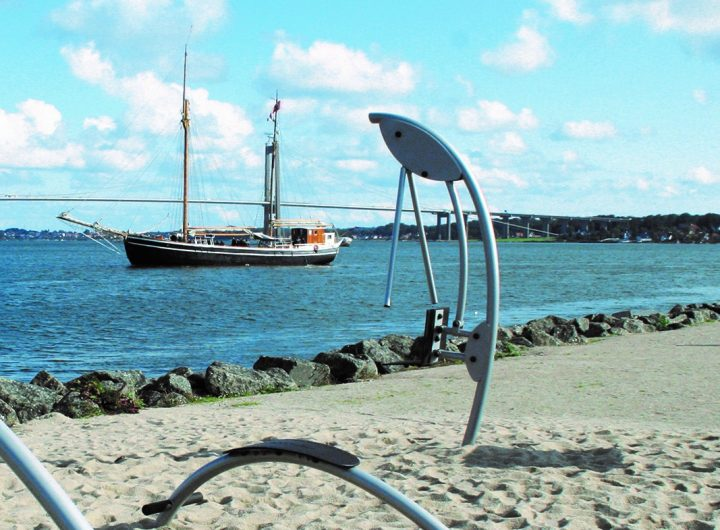 At the beach_Middelfart_USED
