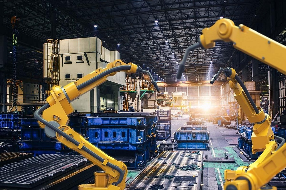 Key Benefits You Must Know About Robot Automation In Industries